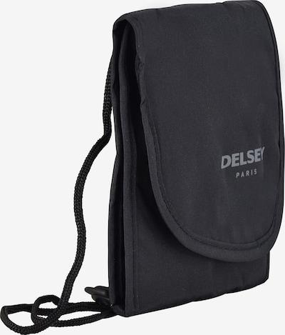 DELSEY Brustbeutel in schwarz, Produktansicht
