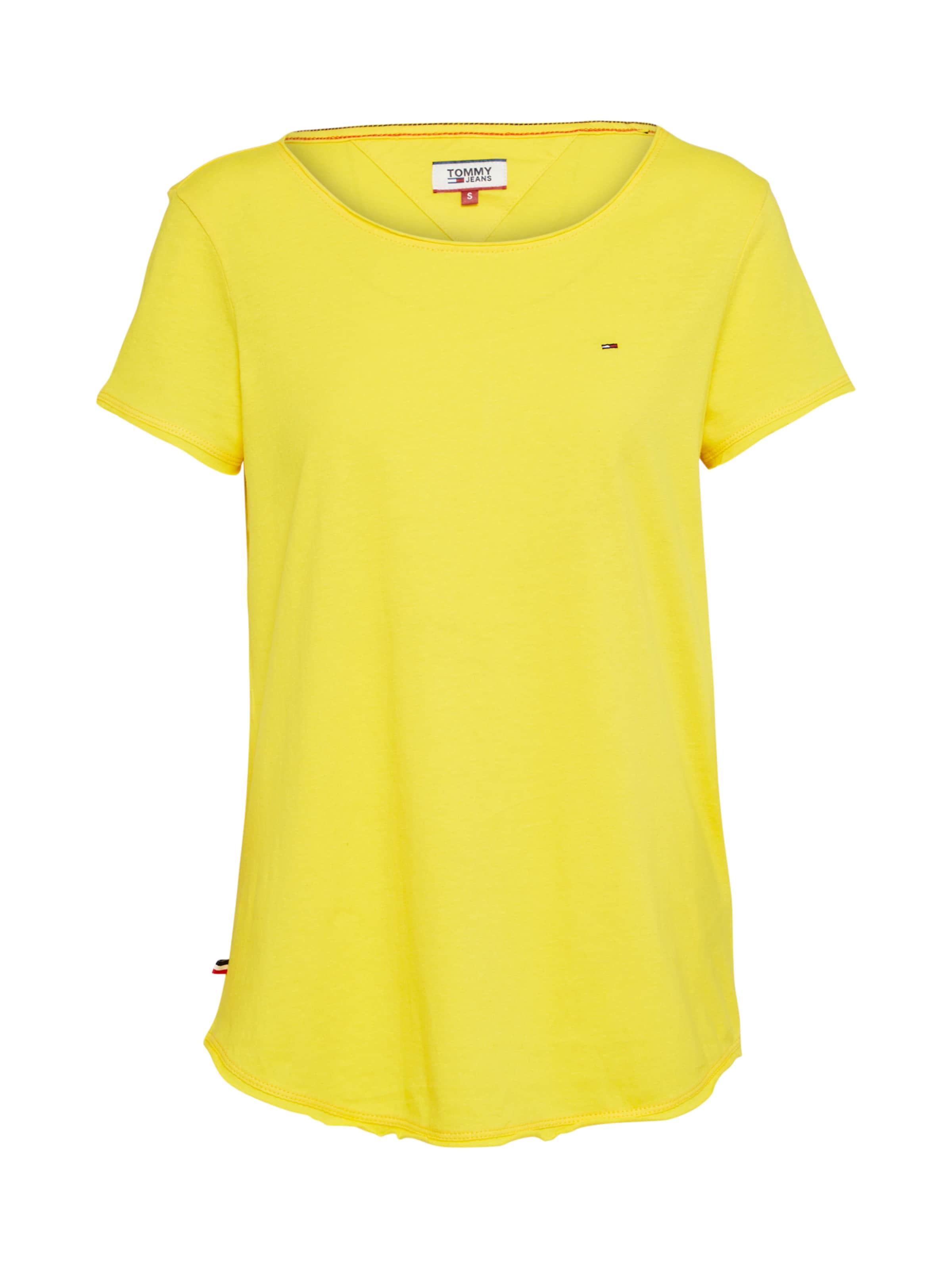 Jerseyshirt gelb Tommy Jeans 6kFRx