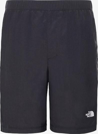 THE NORTH FACE Shorts 'Class V' in schwarz / weiß, Produktansicht