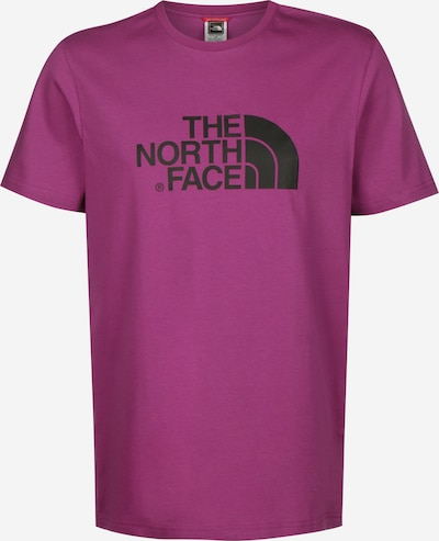 THE NORTH FACE T-Shirt ' Easy ' in lila: Frontalansicht
