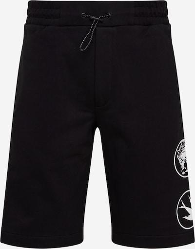McQ Alexander McQueen Pantalon en noir, Vue avec produit