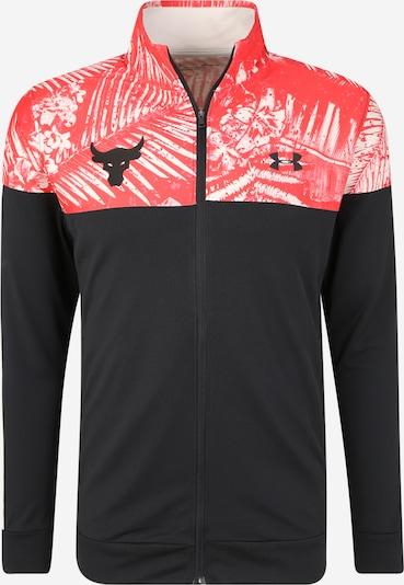 UNDER ARMOUR Športová bunda - červené / čierna, Produkt
