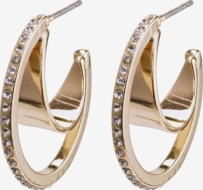 Pilgrim Ohrringe 'Beauty' in gold, Produktansicht