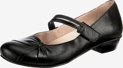 BRAKO Riemchenballerinas 'Bem' in schwarz, Produktansicht