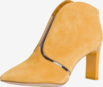 TAMARIS Stiefelette in gelb / transparent, Produktansicht