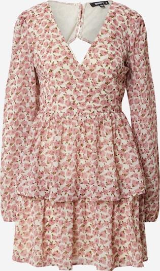 Rochie de vară Missguided pe culori mixte / roz vechi: Privire frontală
