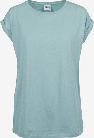 Urban Classics Curvy Shirt  'Extended Shoulder Tee' in pastellblau, Produktansicht