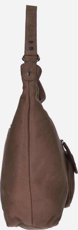 Spikes & Sparrow Idaho Umhängetasche Leder 28 cm