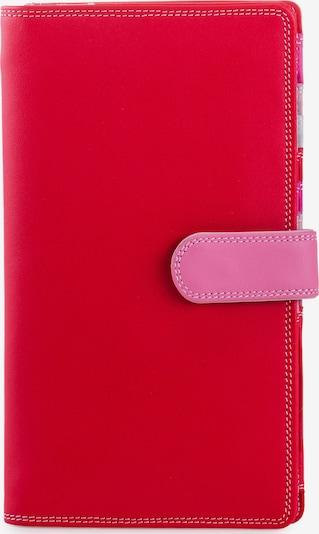 mywalit Geldbörse in hellpink / dunkelpink / rot, Produktansicht