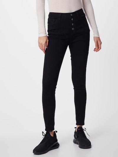 Hailys Jeans 'Romina' in schwarz, Modelansicht