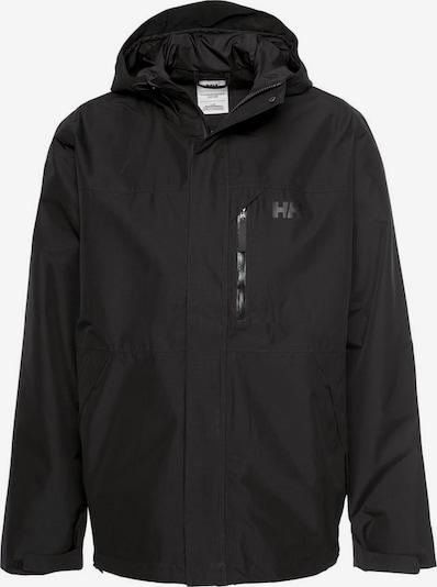 HELLY HANSEN Zunanja jakna 'SQUAMISH' | črna barva, Prikaz izdelka
