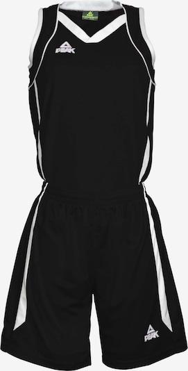 PEAK Trikot-Set in schwarz / weiß, Produktansicht