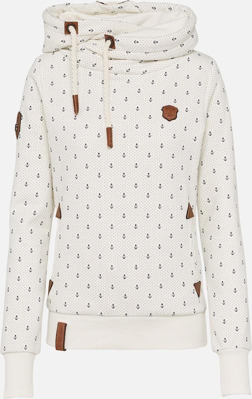 Sweat Crème shirt En Naketano Ankerdizzel' 'darth nk0wOP8