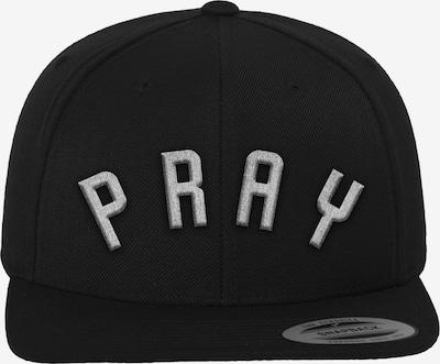 Mister Tee Cap 'Pray' in schwarz, Produktansicht