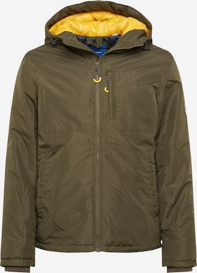 JACK & JONES Prehodna jakna 'JORFASTER' | temno zelena barva, Prikaz izdelka
