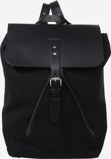 SANDQVIST Rucksack 'Alva' in schwarz, Produktansicht