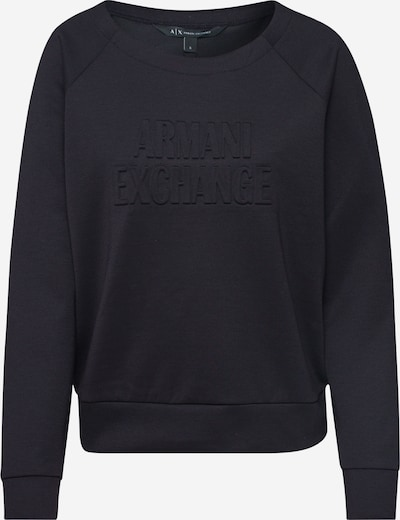 ARMANI EXCHANGE Sweatshirt '8NYM76' in de kleur Navy, Productweergave