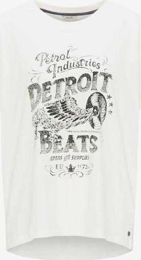 Petrol Industries Shirt in offwhite, Produktansicht