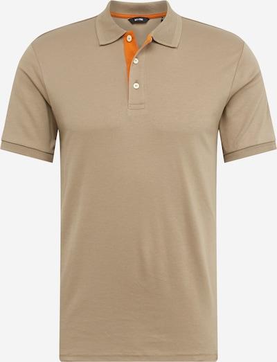 Only & Sons Poloshirt 'Slim' in beige / hellbraun, Produktansicht