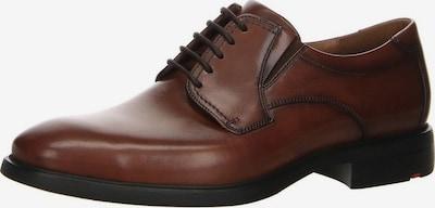 Pantofi cu șireturi LLOYD pe castaniu, Vizualizare produs