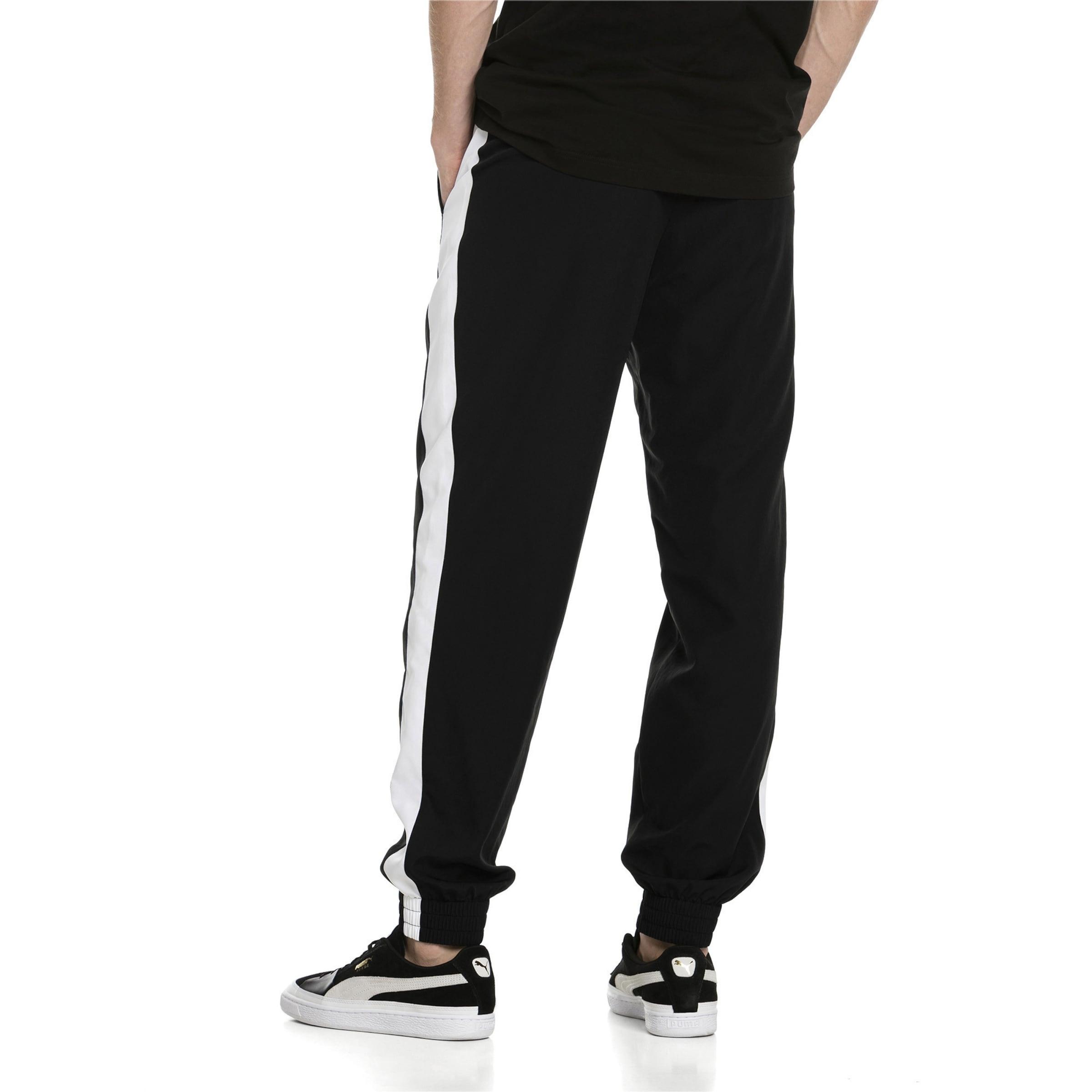 PUMA Hosen 'Iconic T7' in schwarz schwarz schwarz   weiß  Großer Rabatt a2a0f1