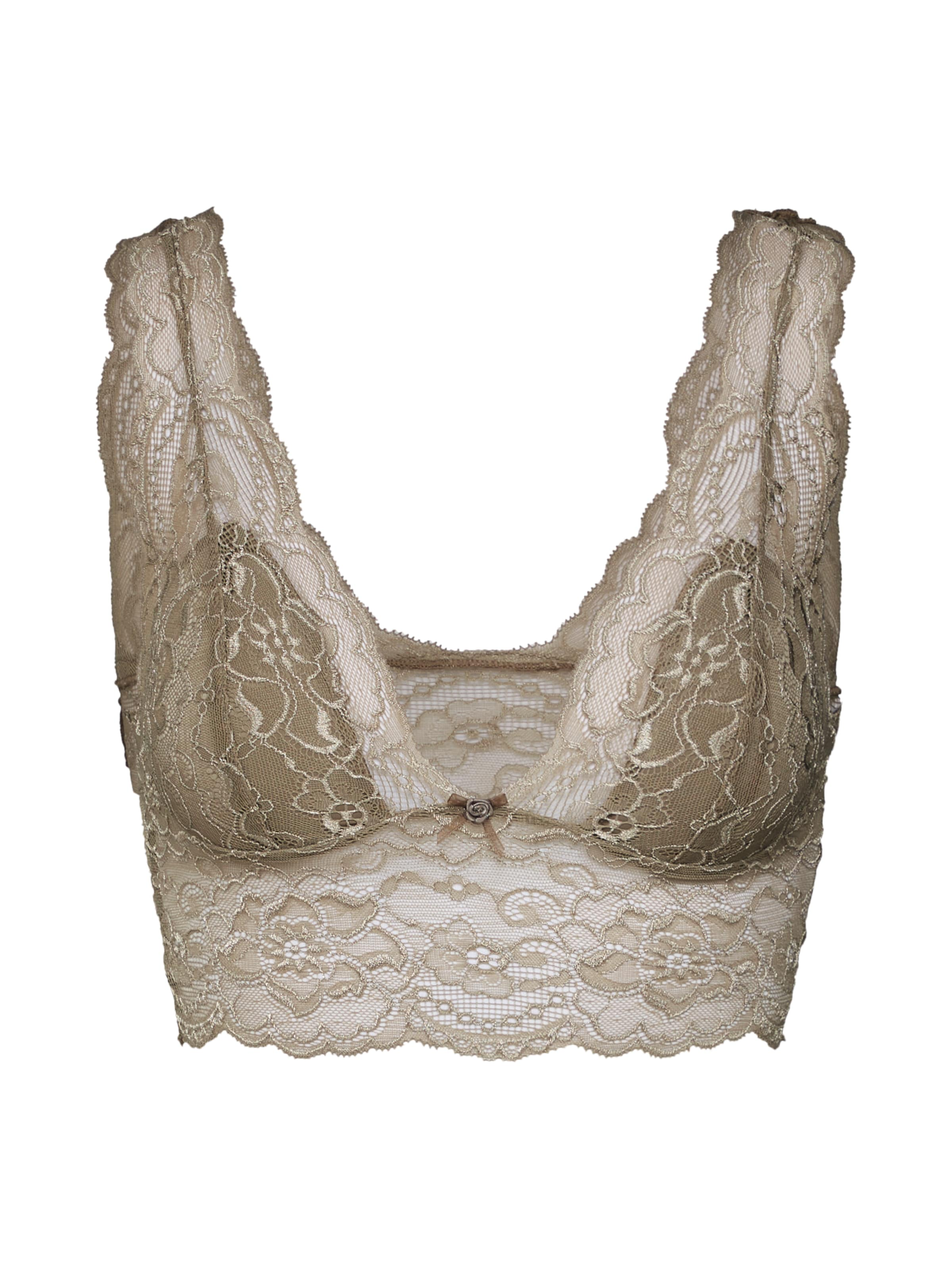 In Passionata Bustier 'lulu 46' Khaki W2HED9I