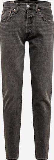 LEVI'S Jeans '501 SLIMTAPER' in grey denim, Produktansicht