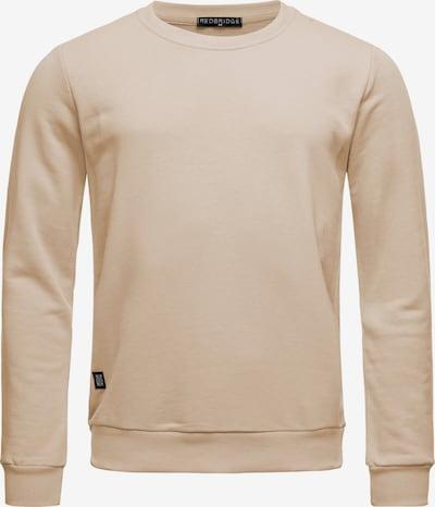 Redbridge Sweatshirt Bristol in schlichtem Design in beige / braun, Produktansicht