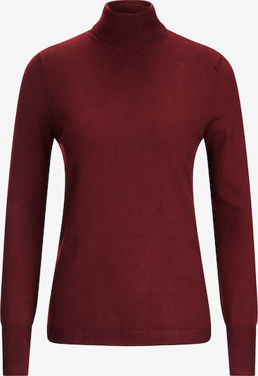 JOOP! Pullover 'Katrine' in bordeaux, Produktansicht