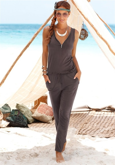 LASCANA Overall in schoko, Modelansicht