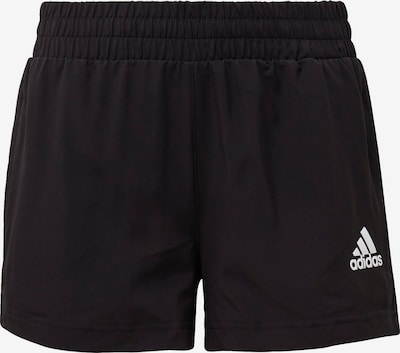 ADIDAS PERFORMANCE Shorts 'Aeroready' in schwarz, Produktansicht
