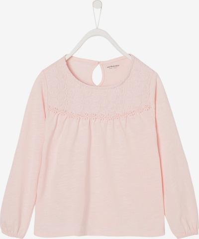 VERTBAUDET Langarmshirt in rosa, Produktansicht