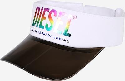 DIESEL Czapka z daszkiem 'MAX-P' w kolorze białym, Podgląd produktu