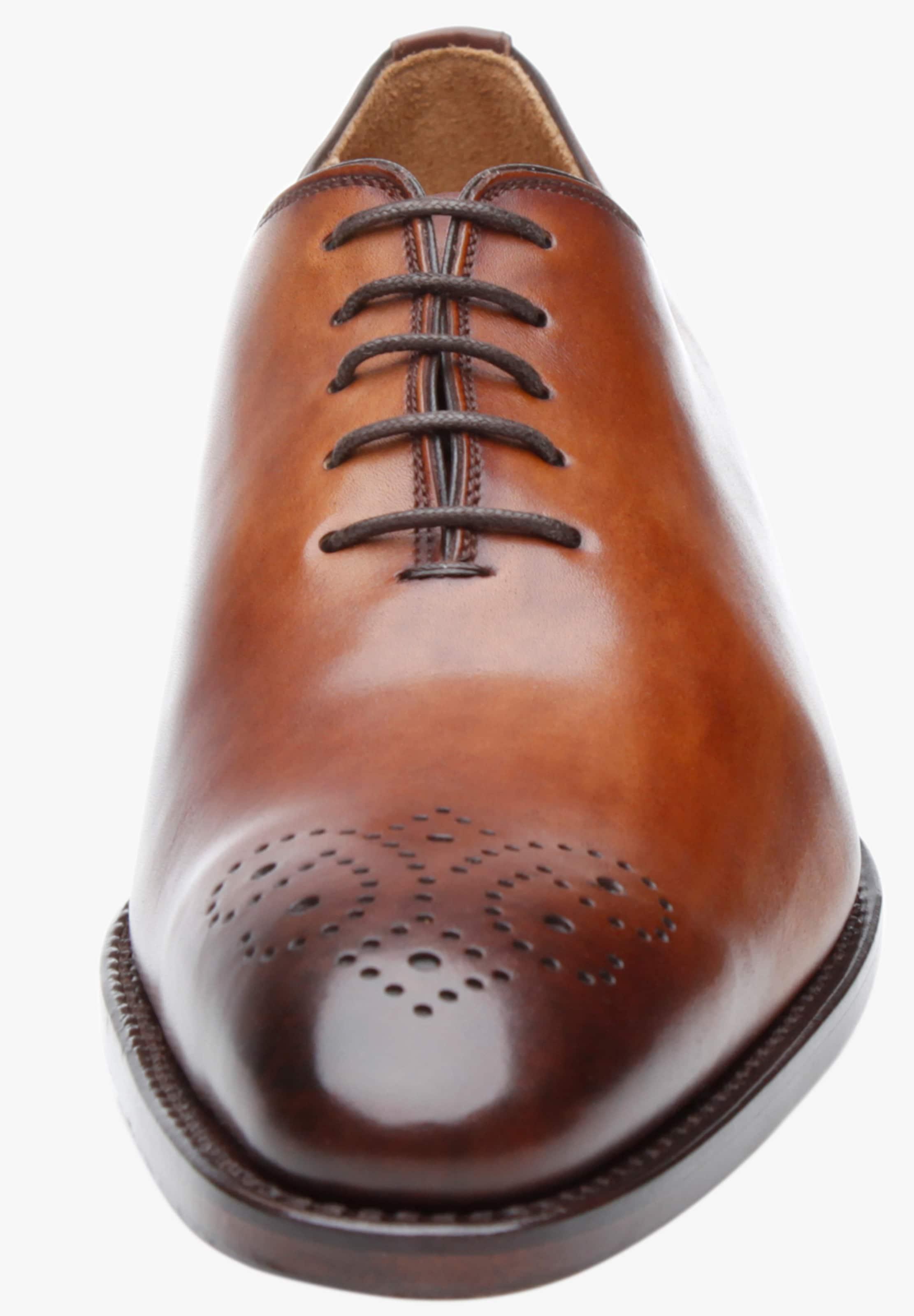 SchuhePASSION Halbschuhe Großer 'No. 5252 Leder Großer Halbschuhe Rabatt 72fde9