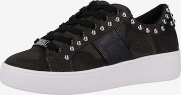 Baskets basses STEVE MADDEN en noir