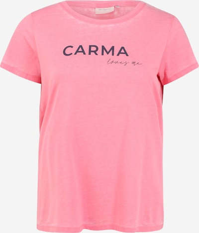 ONLY Carmakoma Shirt in pink, Produktansicht