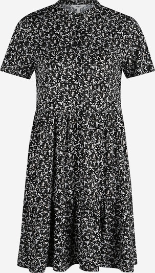 OBJECT (Petite) Kleid 'Jenga' in braun / grau / schwarz / weiß, Produktansicht