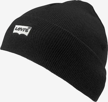 LEVI'S Beanie in Black