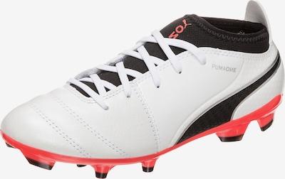 PUMA Fußballschuh 'Puma ONE 17.3 AG' in schwarz / offwhite, Produktansicht