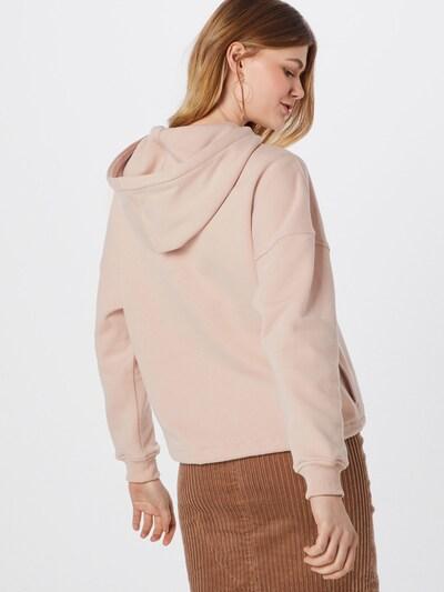 Bluză de molton 'Kimono' Urban Classics pe roz: Privire spate