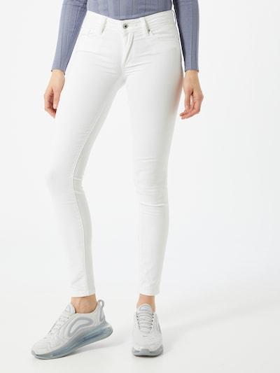 Salsa Jeans 'Wonder' in de kleur White denim, Modelweergave