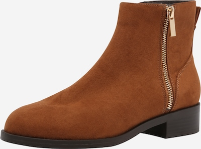 ABOUT YOU Ankle Boot 'Mieke' in cognac, Produktansicht