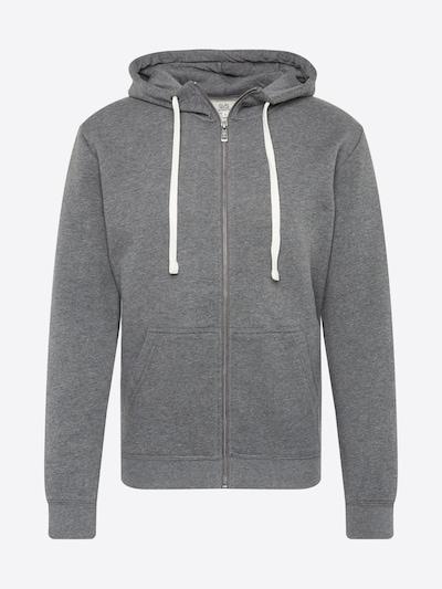 Giacca di felpa Q/S designed by di colore grigio scuro, Visualizzazione prodotti