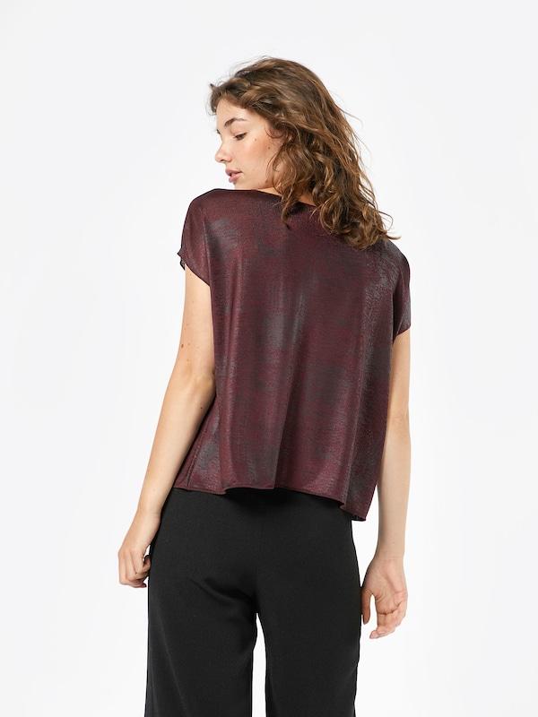monari Shirt 'Lackdruck Rundhals 1/4'