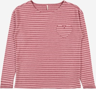 KIDS ONLY Shirt 'ELLY' in rosa, Produktansicht