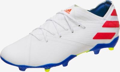 ADIDAS PERFORMANCE Fußballschuh 'Nemeziz Messi 19.1' in blau / rot / weiß, Produktansicht