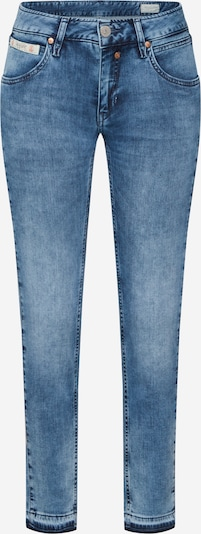 Herrlicher Jeans 'Touch Cropped' in blue denim, Produktansicht