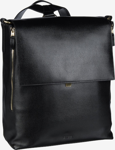 BREE Rucksack 'Chicago' in schwarz, Produktansicht
