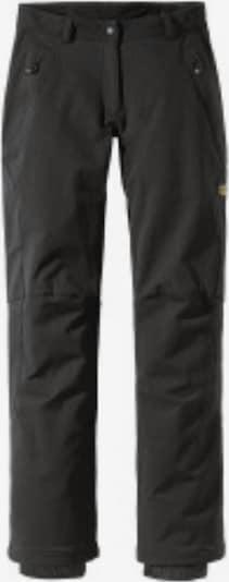 JACK WOLFSKIN Hose 'Activate Winter' in schwarz, Produktansicht