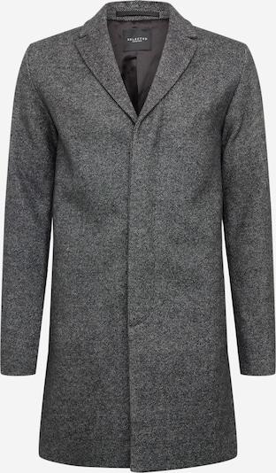 SELECTED HOMME Mantel in dunkelgrau, Produktansicht